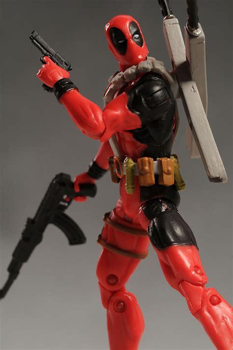 deadpool toys x origins wolverine deadpool