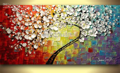 Textured Wall Paint Cost - 2017 100 hand painted heavy textured framed oil painting wall art canvas xttex023 from