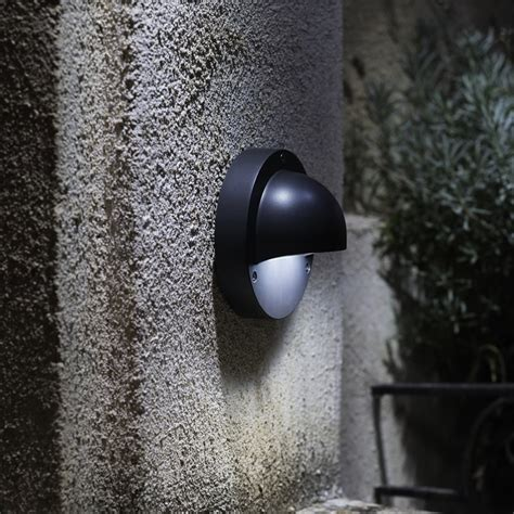 Garden Wall Lights Techmar Deimos Garden 12v White Led Wall Lighting