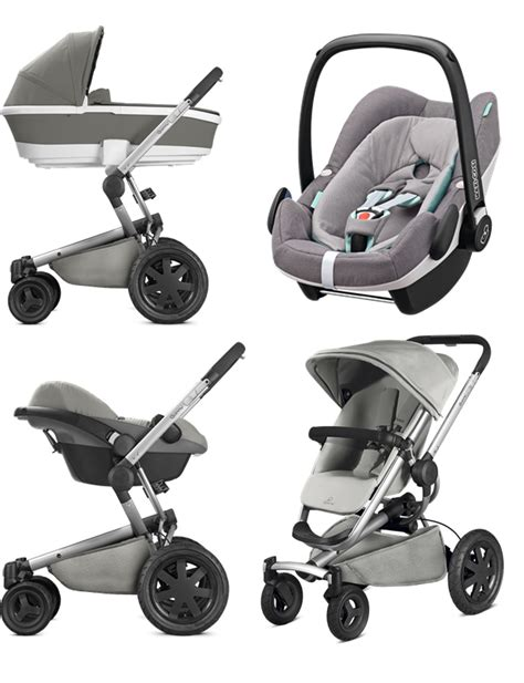 Hamac Quinny Buzz by Poussette Quinny Buzz Xtra Pack Trio Nacelle Maxi Cosi