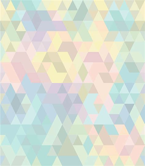 pastel graphic pattern pastel geometric on behance