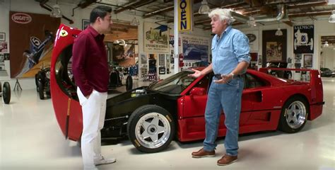 Leno F40 by Leno S F40 Drive Sees Him Searching For