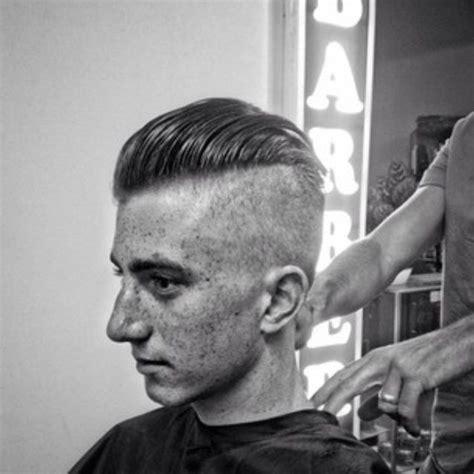 how to make a dapper kids hair super short sides long slick pomp on top dapper kids