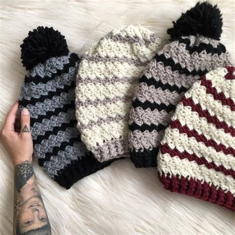 winter crochet wonderful crochet projects to warm you and your loved ones books piper beanie crochet pattern easy written tutorial