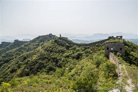 great wall of china sections gubeikou section great wall of china hawkebackpacking com