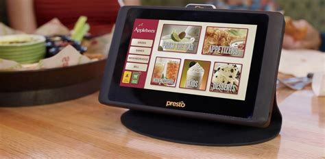 pay at table restaurant will applebee s table tablets spoil family dinners abc news