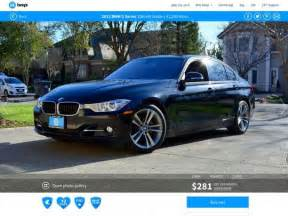 offer on new cars car buying startup beepi to offer used car leasing