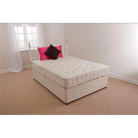 Which Is Better Open Coil Or Pocket Sprung Mattress - open coil damask covered mattress