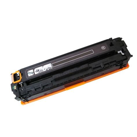 Toner Cartridge Remanufactured Cb540a Bk hp cb540a black compatible toner cartridge for cp1515n