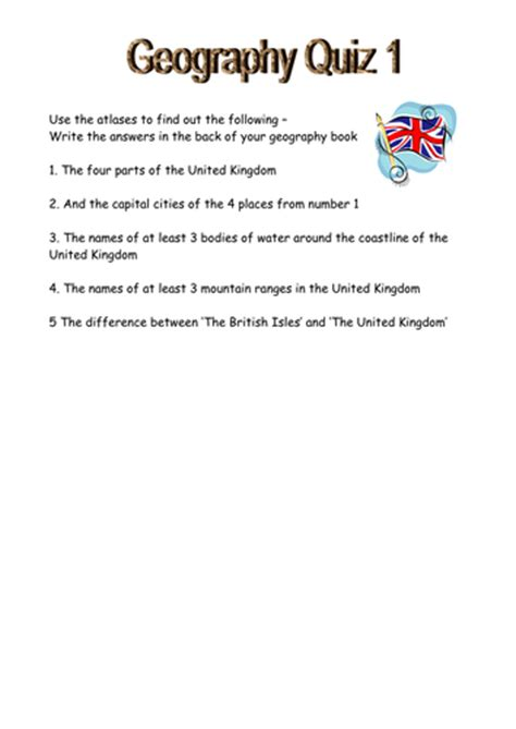 Quiz Questions Nz Geography | geography quiz using atlases by pebbles71 teaching