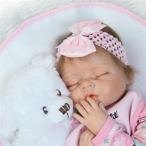 Elevated Baby Sleeper by Npk Infant Sleep Doll Gift Honey New Pattern Simulation
