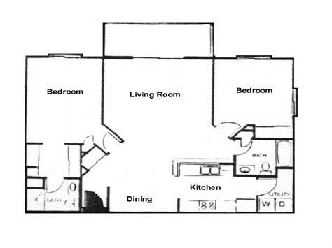 split two bedroom layout split two bedroom layout 28 images maple trails