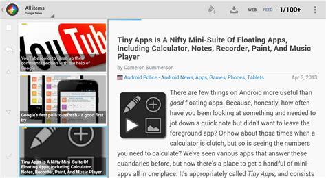 Can T Load Play Store New App News From Developer Of Greader Hits The Play