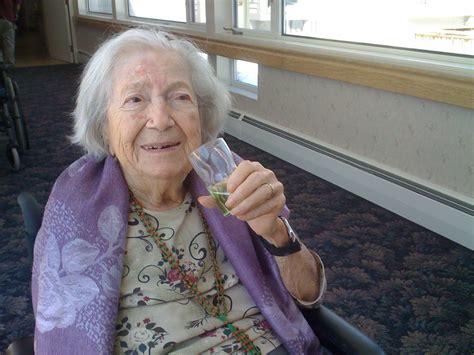 my italian grandmother you ve got a friend in grandma from