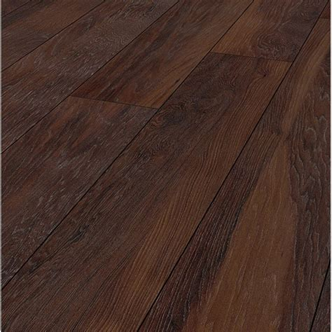 Handscraped Laminate Flooring Krono Original Vintage Narrow 10mm Smokey Mountain Hickory Laminate Flooring Leader Floors