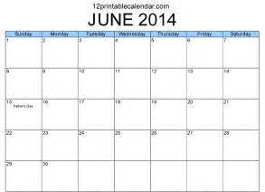 June 2014 Calendar Template template printable images gallery category page 14