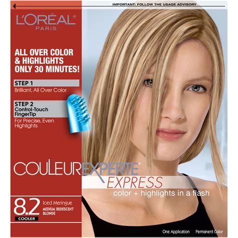 l oreal color shoo l or 233 al couleur experte hair color hair highlights