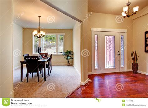 floor plans with interior photos house interior open floor plan stock photo image 40509519