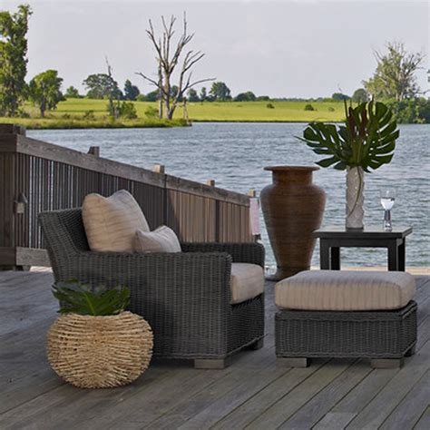 wicker style outdoor furniture the best coastal outdoor furniture for house living
