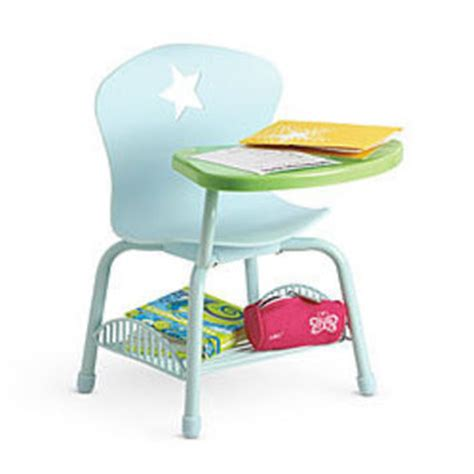 Desk For American Doll by American 174 Furniture School Desk Set From American
