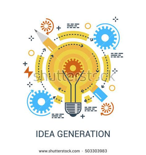 design process idea generation idea generation stock images royalty free images