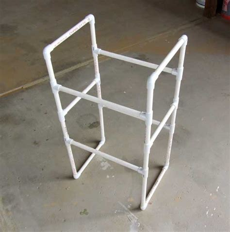 Pvc Pipe Rack by Sheds Ottors Build Storage Shed Trusses Must See