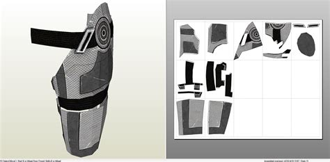 foamcraft pdo file template for mass effect n7 full