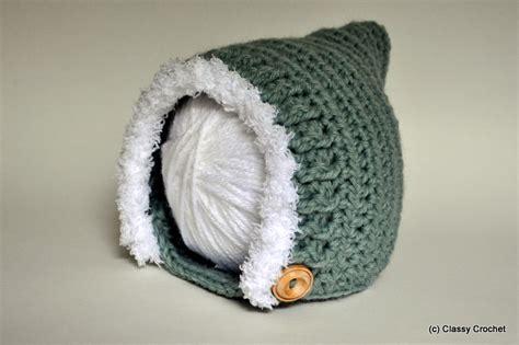 free pattern crochet elf pixie hat v 2 classy crochet