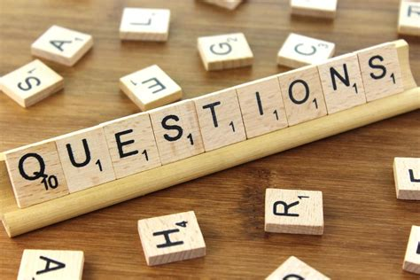 faq scrabble questions wooden tile images
