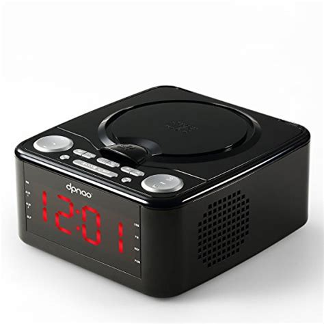 audio format on cd player dpnao cd player with usb fm radio clock dual alarm remote