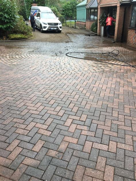 Patio Driveway by Patio Driveway Cleaning Services Fjf National Home