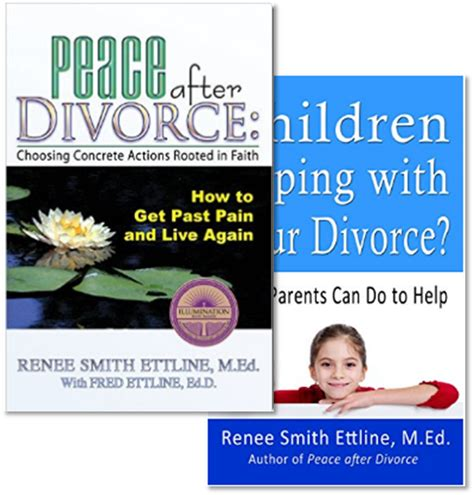 at peace choosing a after a books two books about divorce fair divorce