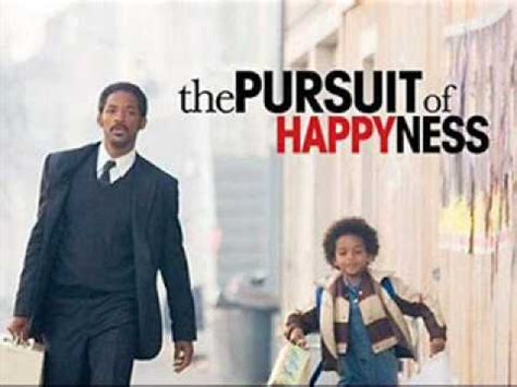 The Pursuit Of Happiness the pursuit of happyness theme