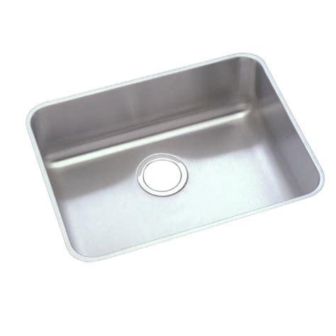 Moen Undermount Kitchen Sinks Moen 1800 Series Undermount Stainless Steel 21 In Single Bowl Kitchen Sink G18192 The Home Depot