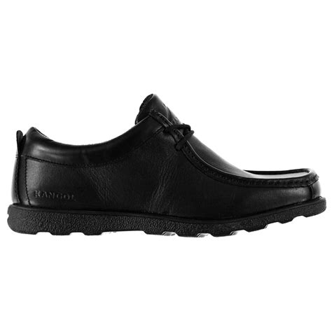 school shoes sports direct kangol kangol waltham lace up shoes mens shoes