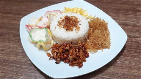 membuat nasi uduk khas  betawi  kreasi sendiri
