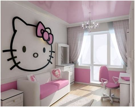 hellokitty bedroom hello kitty bedrooms bedroom decorating ideas