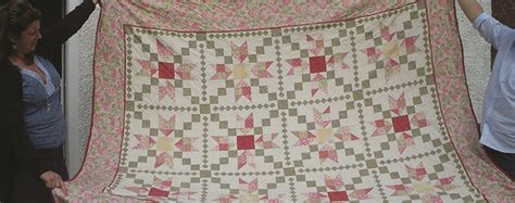 Patchwork Co Uk - patchwork quilting lilac barn