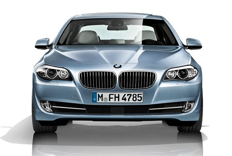 Bmw Inline 6 by Bmw Activehybrid 5 Inline 6 Turbo With An Electric Motor