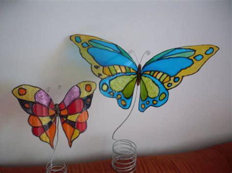 imagenes sobre mariposas como hacer mariposas en acetato aprender manualidades es