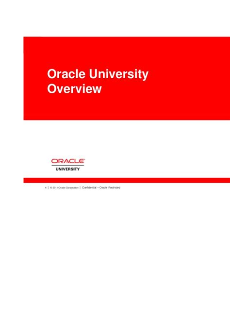 tutorial oracle class oracle university your complete training source for