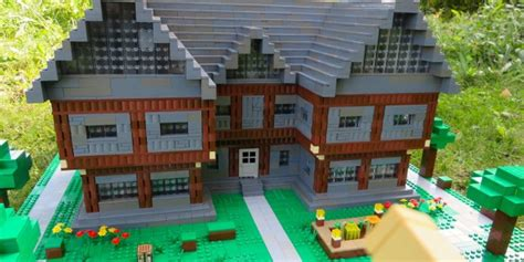 Lego Gold 330 Pcs minecraft like lego may be coming load the