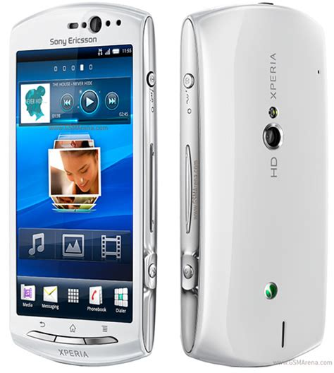 Hp Sony Neo V sony ericsson xperia neo v pictures official photos