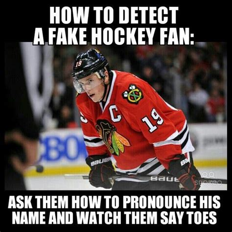 Chicago Blackhawks Memes - hockey fan