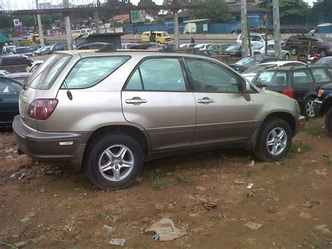 toyota lexus 2000 a tokunbo toyota rs300 lexus jeep 2000 model autos