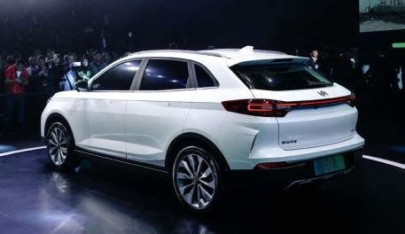 weltmeister  electric suv range km   world automobile china auto blog