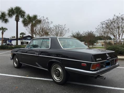 Cs 1936 Brown mercedes 200 series coupe 1973 brown for sale 11407312003003 1973 mercedes 280c