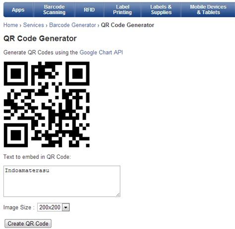 cara membuat qr code facebook membuat barcode hanya dalam beberapa detik