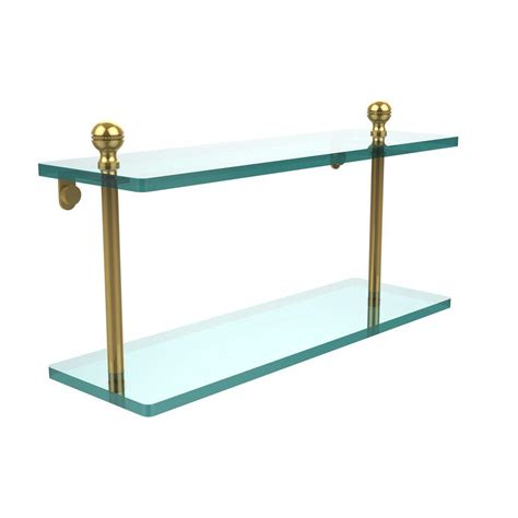 glass floating shelves shelves shelf brackets the