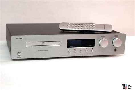 the tuning cd music hall trio integrated tuner cd player photo